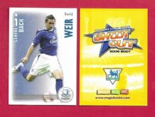 Everton David Weir Scotland (SO07)